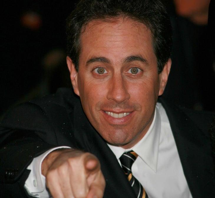 Jerry Seinfeld / Photo by Entertainment Press / Shutterstock.com