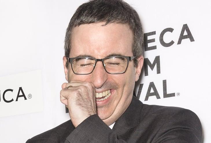 John Oliver / Photo by Ovidiu Hrubaru / Shutterstock.com