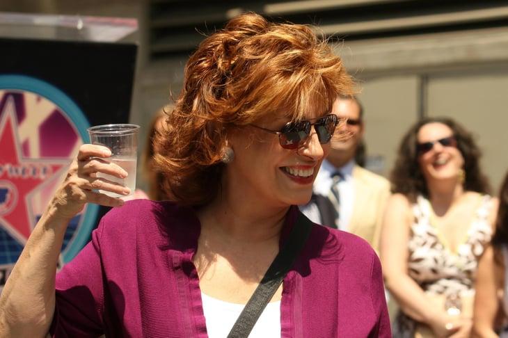 Joy Behar / Photo by s_bukley / Shutterstock.com