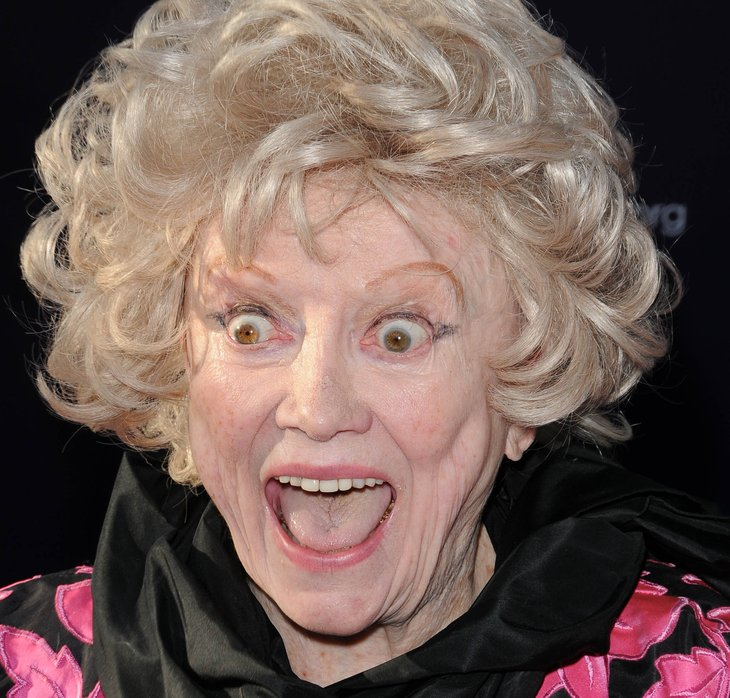 Phyllis Diller / Photo by s_bukley / Shutterstock.com