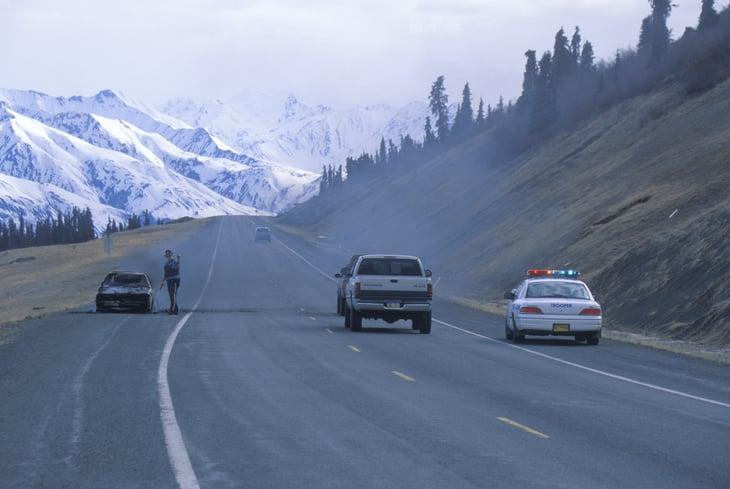Police Alaska