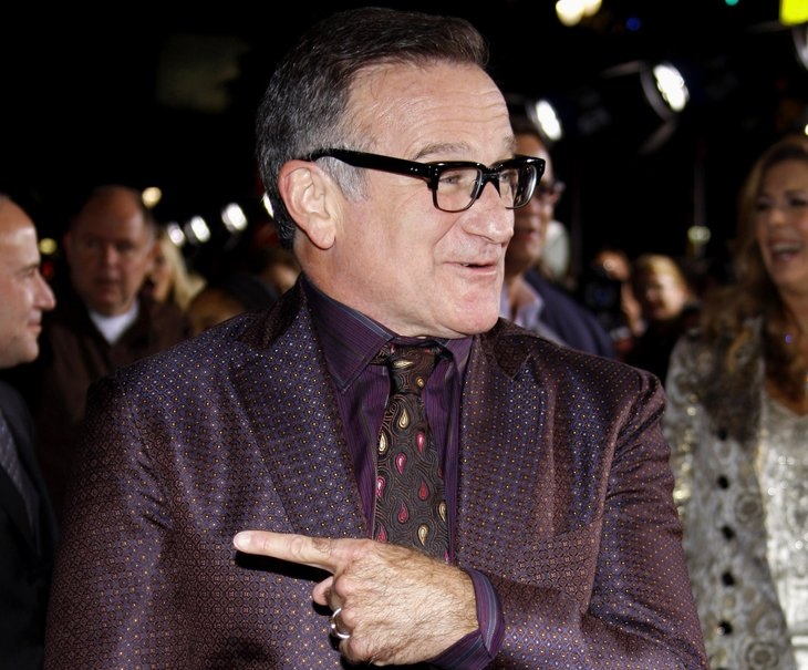 Robin Williams / Photo by Tinseltown / Shutterstock.com