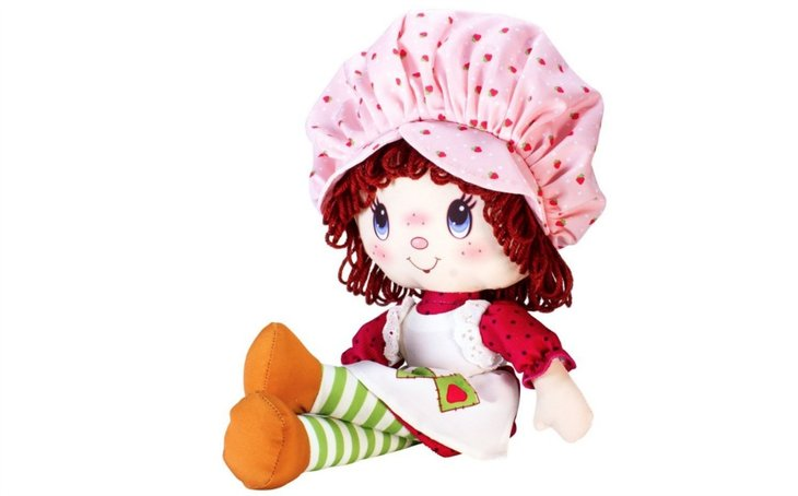 Strawberry Patch Doll