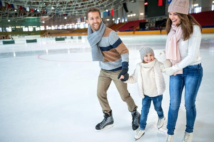 gift cards ice skating