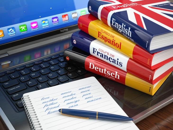 Foreign language study