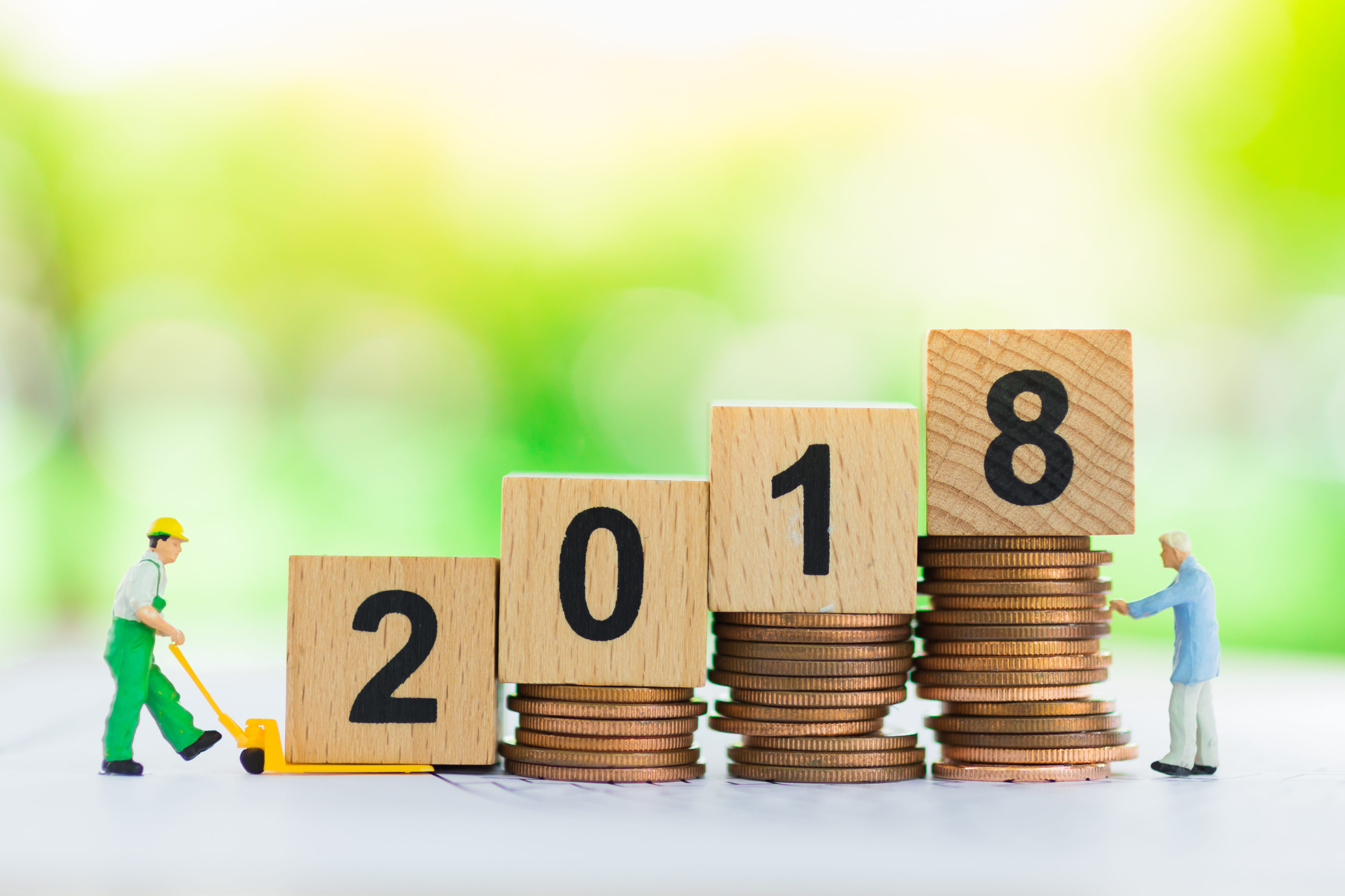 Resolutions 2018 Crush Your Debt In 3 Simple Steps