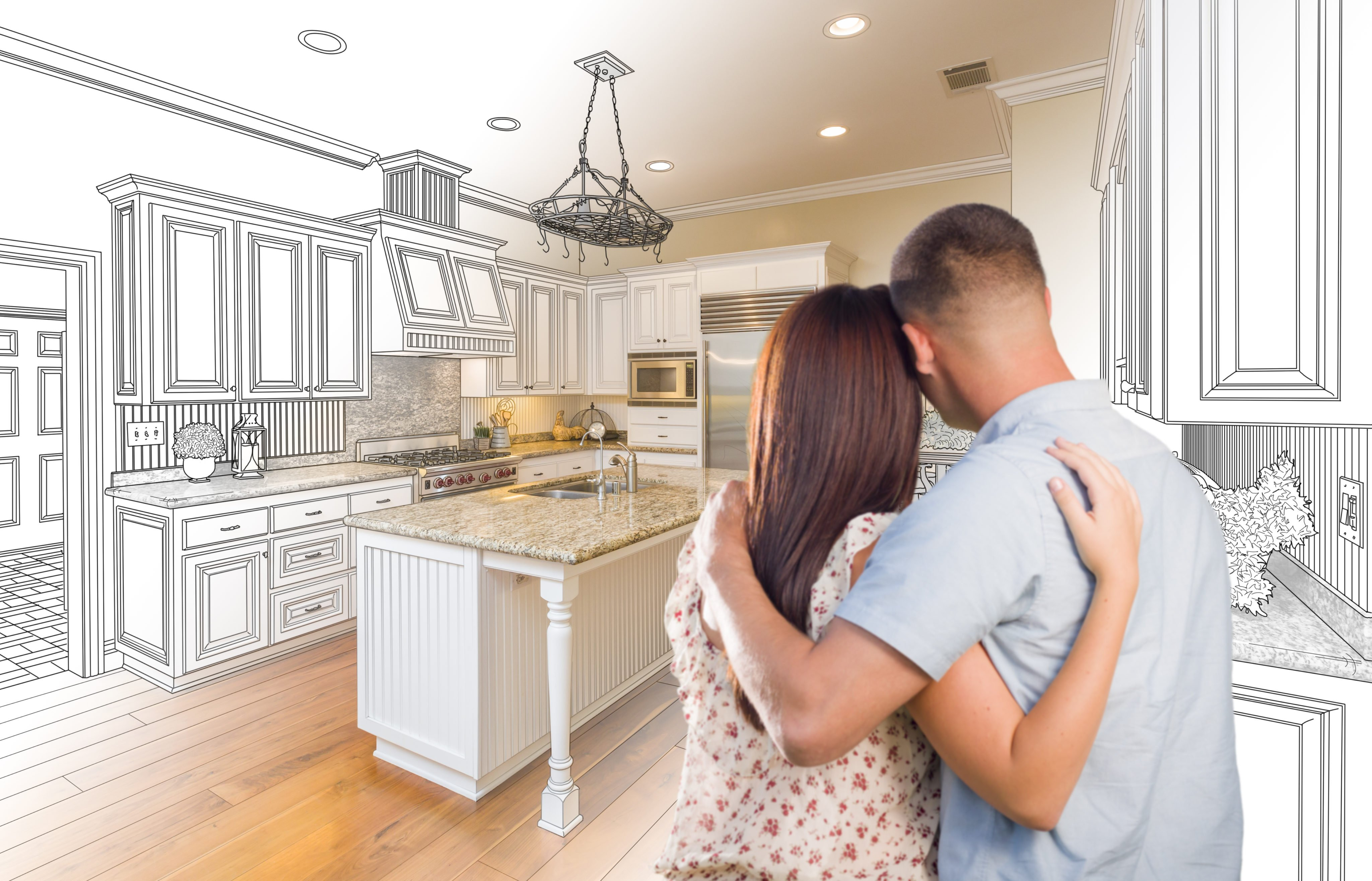 10 home upgrades with the best return for your money for House renovation services
