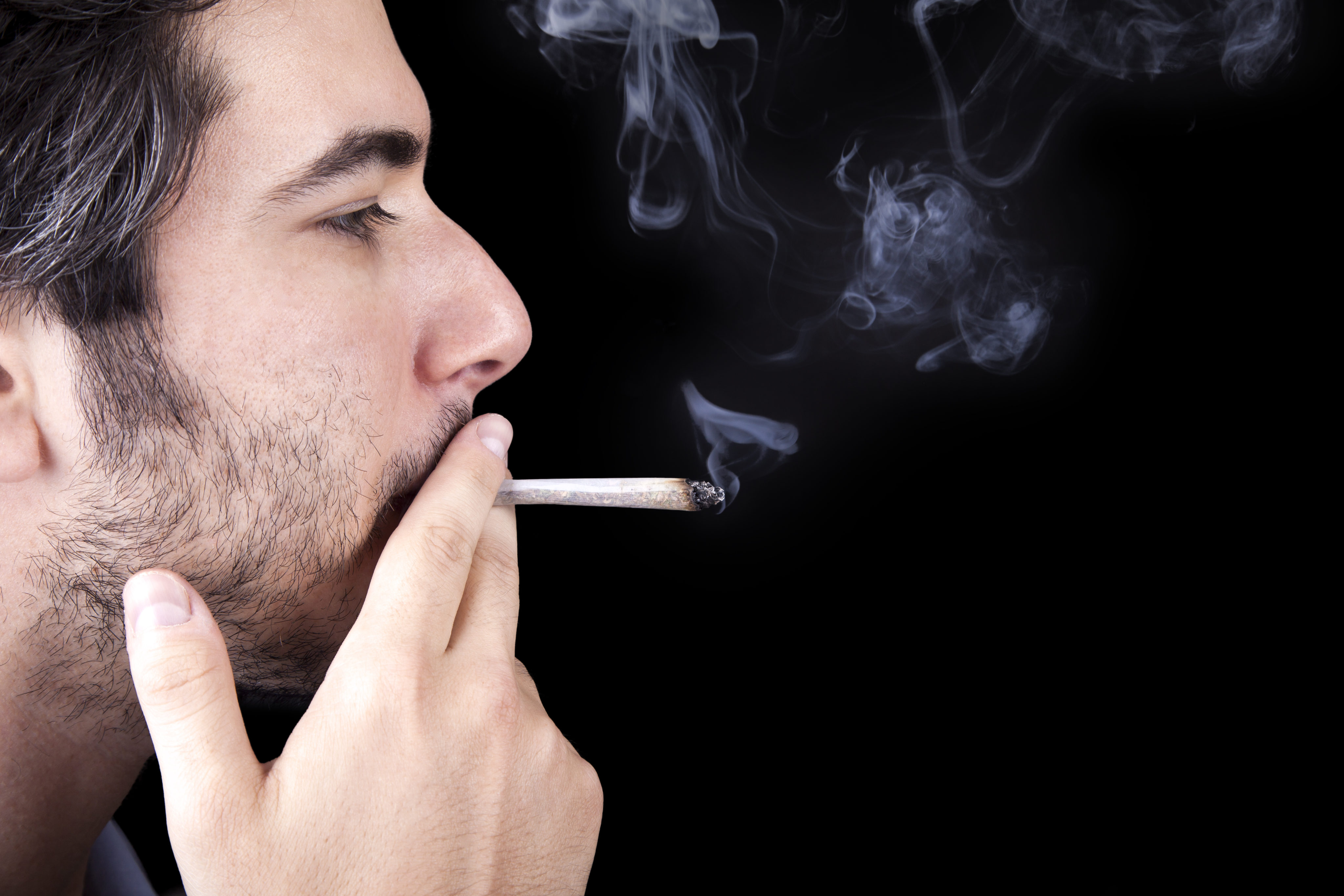 how to get rid of black lips from smoking weed